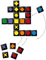 999 Games  dobbelspel Qwirkle Cubes-2