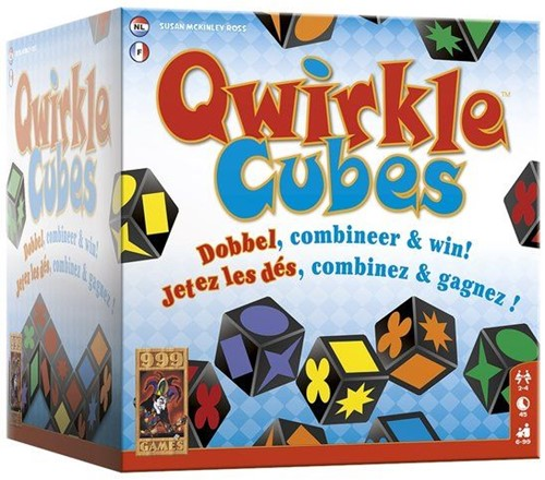 999 Games  dobbelspel Qwirkle Cubes-1
