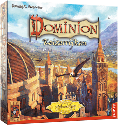 999 Games bordspel Dominion Keizerrijken-1