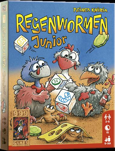 999games dobbelspel regenwormen junior