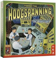999 Games - Spellen - Hoogspanning: Het Kaartspel