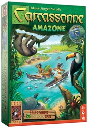 999 Games - bordspellen - Carcassonne Amazone