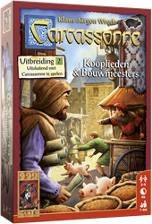 999 Games - bordspel - Carcassonne: Het Circus