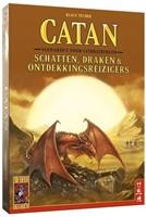 999 Games - bordspellen - Catan: Schatten, Draken & Ontdekkingsreizigers-1