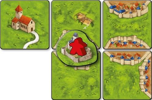 999 Games Bordspel Carcassonne: Bruggen, Burchten en Bazaars-2