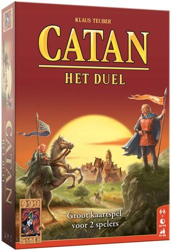 999 Games spel Catan: Het Duel
