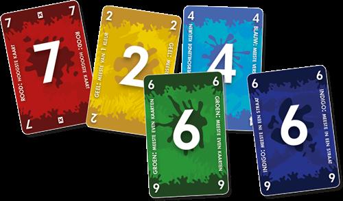 999games kaartspel red7