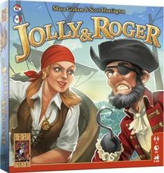 999 Games spel Jolly & Roger
