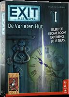 999 games bordspel Exit de verlaten hut-1