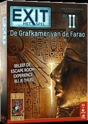 999 games bordspel Exit De Grafkamer van de Farao