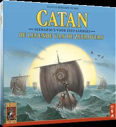 999 games bordspel kolonisten van Catan Legende van de zeevaarders