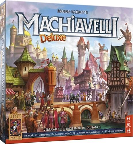 999 Games Machiavelli Deluxe - Kaartspel - 10+