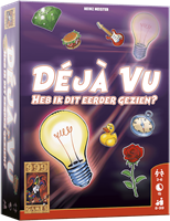 999 games puzzelspel Deja vu -1