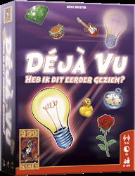 999 games puzzelspel Deja vu