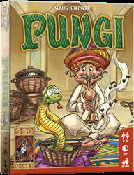 999 games kaartspellen Pungi