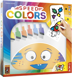 999 games kaartspel Speed Colors
