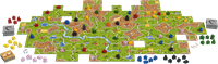 999games bordspel Carcassonne Big Box 3-2