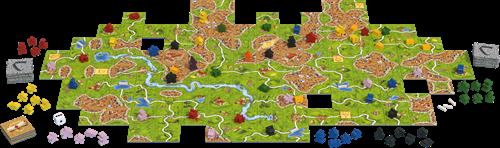 999games bordspel Carcassonne Big Box 3