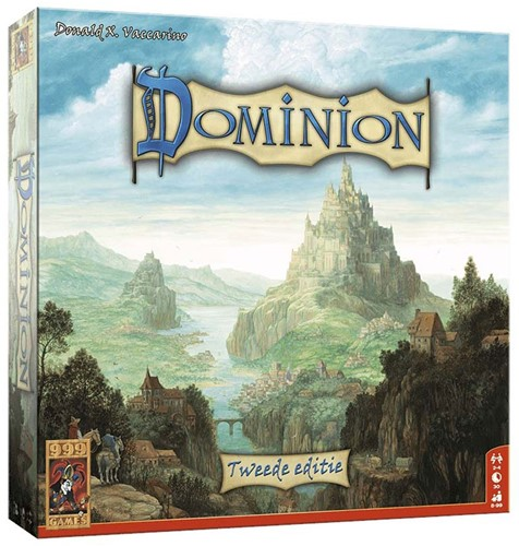 999 Games spel Dominion
