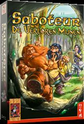 999 Games spel Saboteur: De Verloren Mijnen