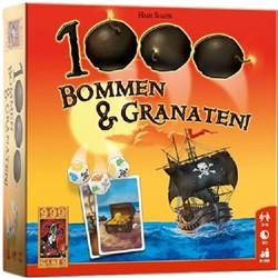 999 Games spel 1000 Bommen & Granaten!