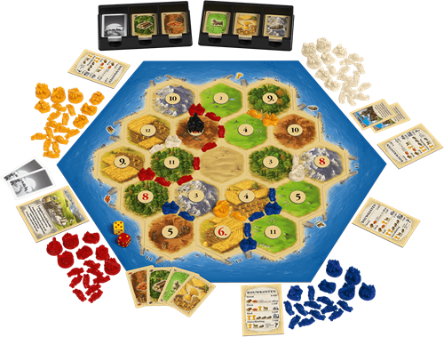 999 Games spel Catan: Big Box Jubileumeditie-2