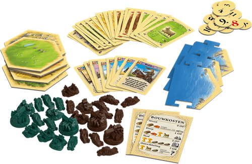 999 Games spel Catan: Big Box Jubileumeditie-3