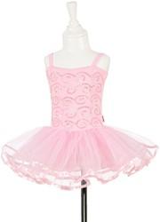 Souza Tutu jurk Sheila, l. roze met pailletten, 5-7 jaar/110-122 cm