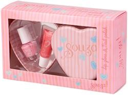 Souza Nagellak & lipgloss Deise, metalen boxes (6 boxes)
