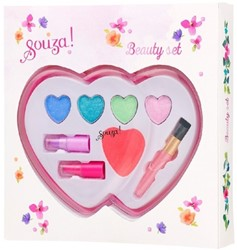 Souza Make-up set Hart (1 doos)