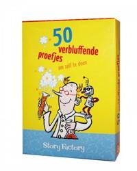 Story Factory 50 verbluffende proefjes om zelf te doen