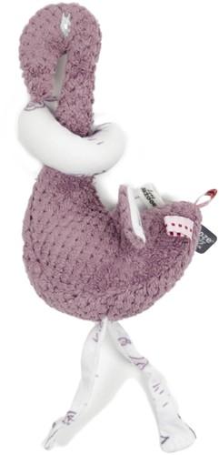 Snoozebaby Fay Flamingo - Soft Mauve