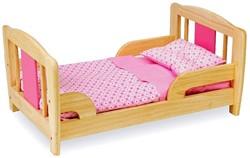 Pintoy  houten poppen meubel Doll's Bed