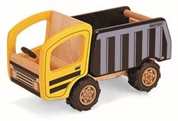 Pintoy  houten speelvoertuig Dumper Truck