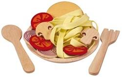 Plan Toys  houten keuken accessoires Spaghetti