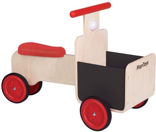 Plan Toys houten bakfiets