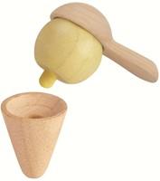 Plan Toys houten keuken accessoire Ice Cream Set-2