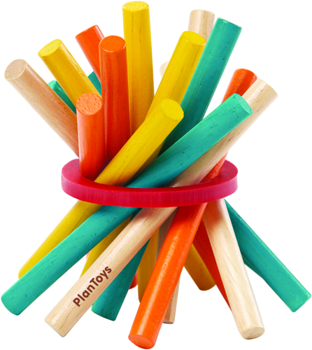 Plan Toys spel pick-up sticks