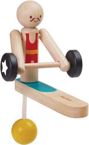Plan Toys speelfiguur Gwichtheffer