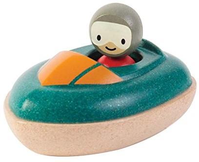 Plan Toys  houten badspeelgoed Speed boat