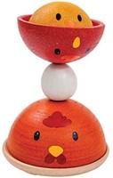 Plan Toys  houten stapelfiguur Chicken Nesting-2
