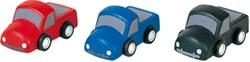 Plan Toys  Plan City houten Pickup auto's