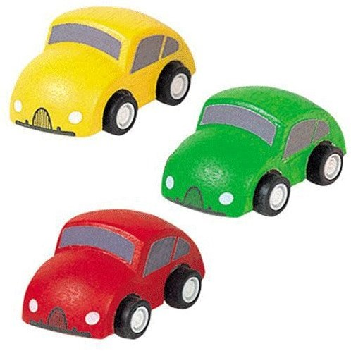 Plan Toys Plan City houten Auto's II