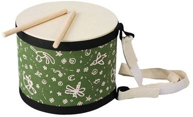 Plan Toys  houten muziekinstrument Big drum