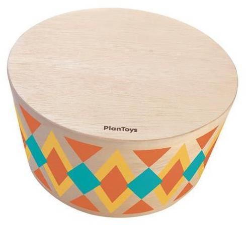 Plan Toys houten muziekinstrument rythm box