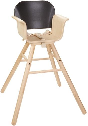 Plan Toys Kinderstoel - zwart 8706