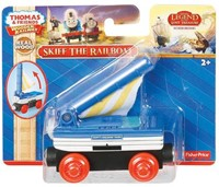 Thomas and Friends  houten trein Skiff de Railboot-2
