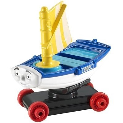 Thomas and Friends  houten trein Skiff de Railboot-1
