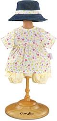 Corolle  Mon Premier poppen kleding Kersttenue 30cm
