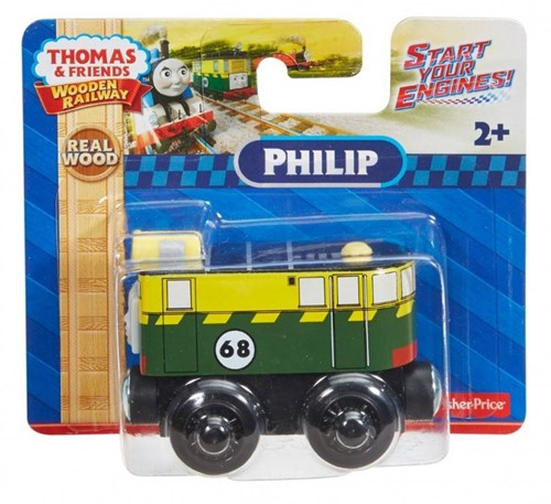 Thomas and Friends  houten trein Philip-1